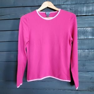 Saks 5th Avenue 578 Cashmere Sweater